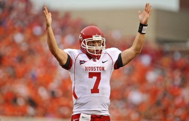 Case Keenum Houston Cougars Football Jersey - Red